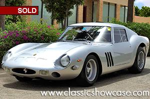 1963年 フェラーリ 250GTO ベルリネッタ