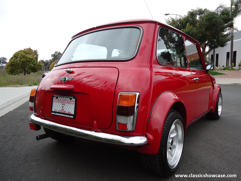 Classic Mini Cooper >> 1971 Mini Cooper by Classic Showcase