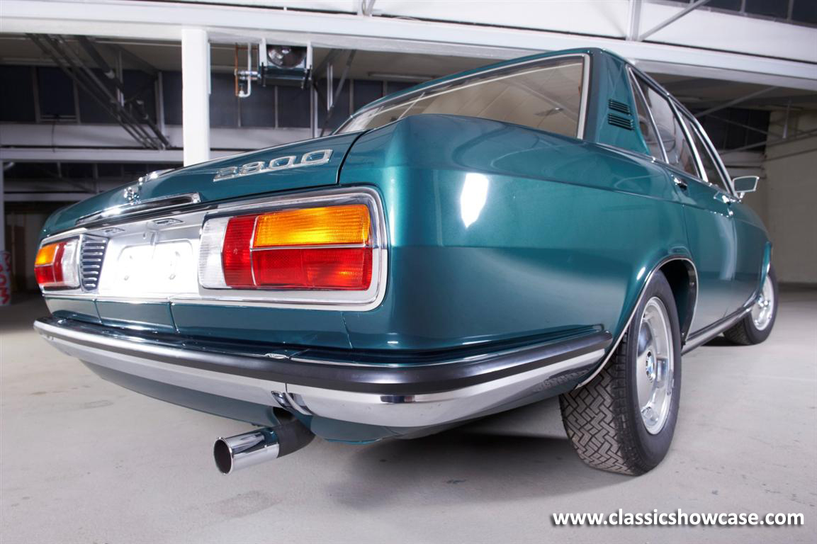 1969 BMW 2800 Sedan by Classic Showcase