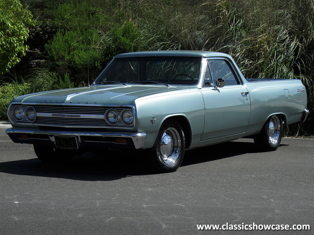 1965 Chevrolet El Camino By Classic Showcase