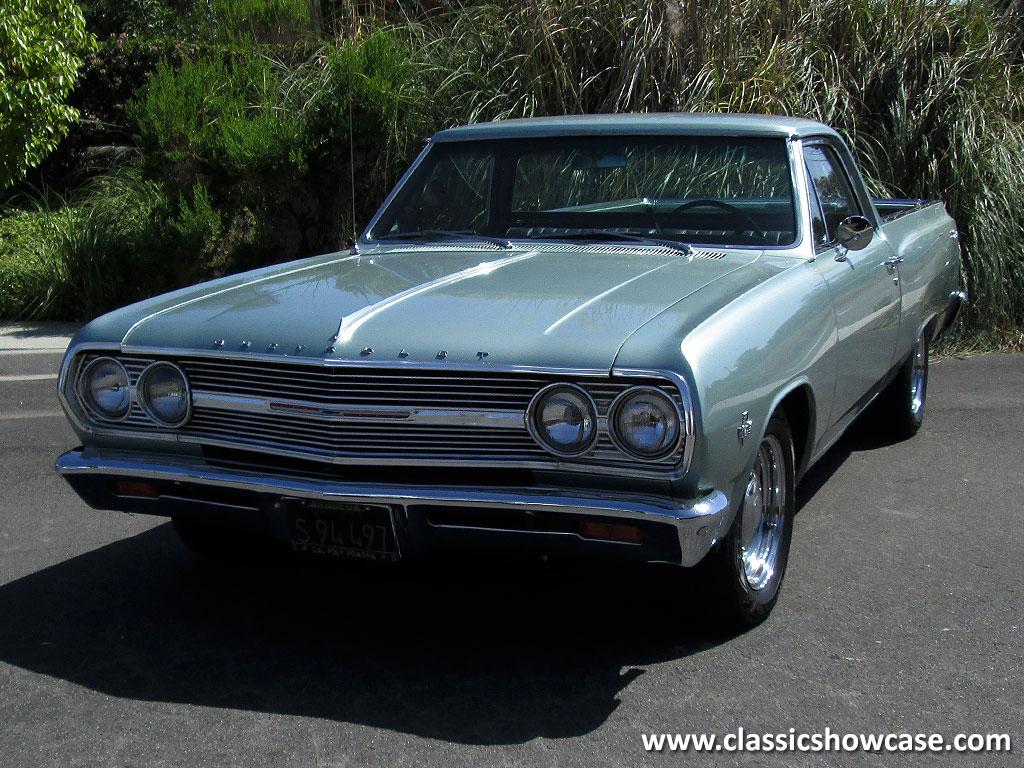 1965 Chevrolet El Camino By Classic Showcase