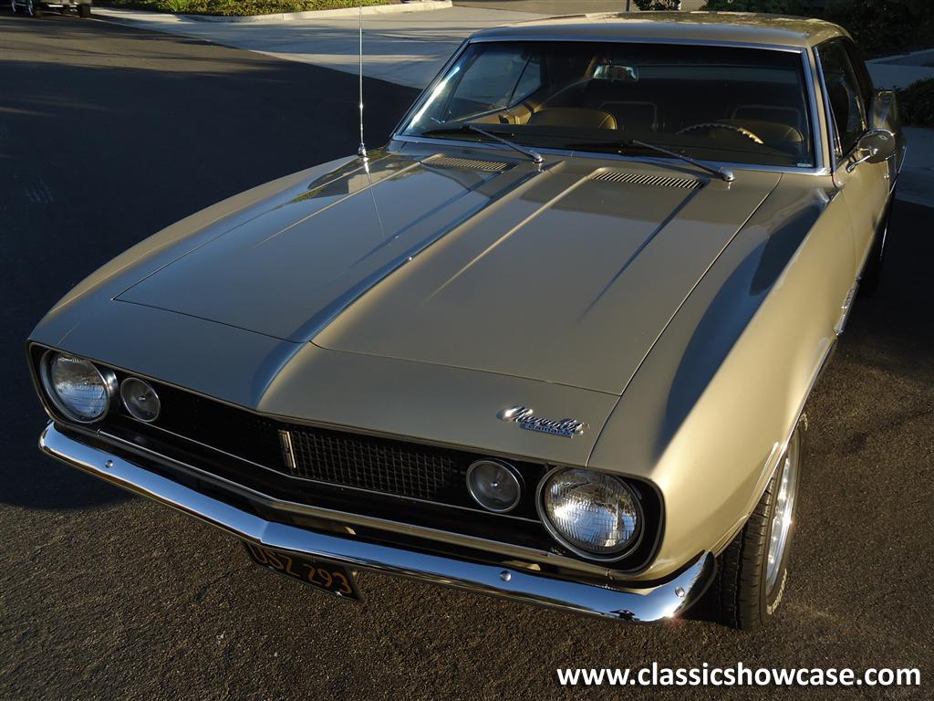 1967 Chevrolet Camaro by Classic Showcase