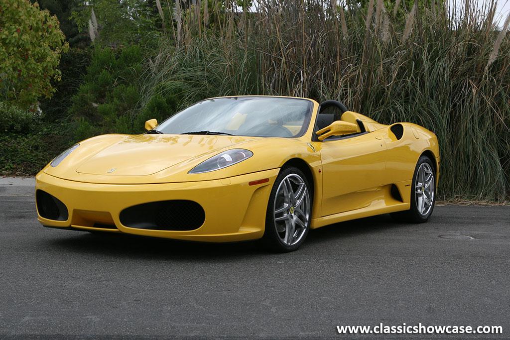 2006 Ferrari F430 F1 Spider By Classic Showcase