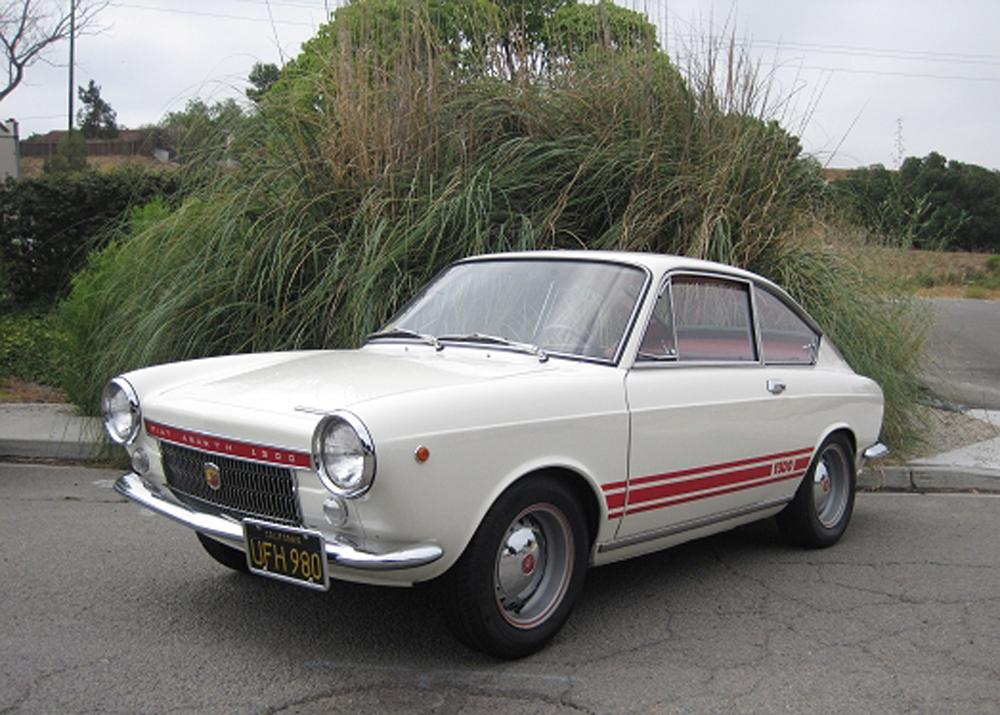 1968 Fiat Abarth 1300 By Classic Showcase