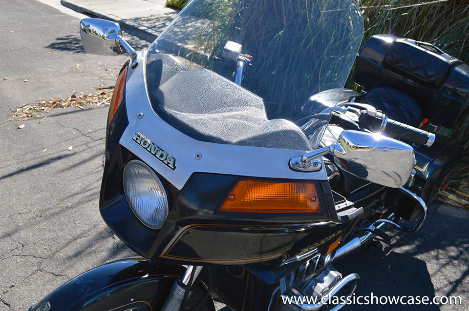 1981 honda goldwing gl1100 by classic showcase