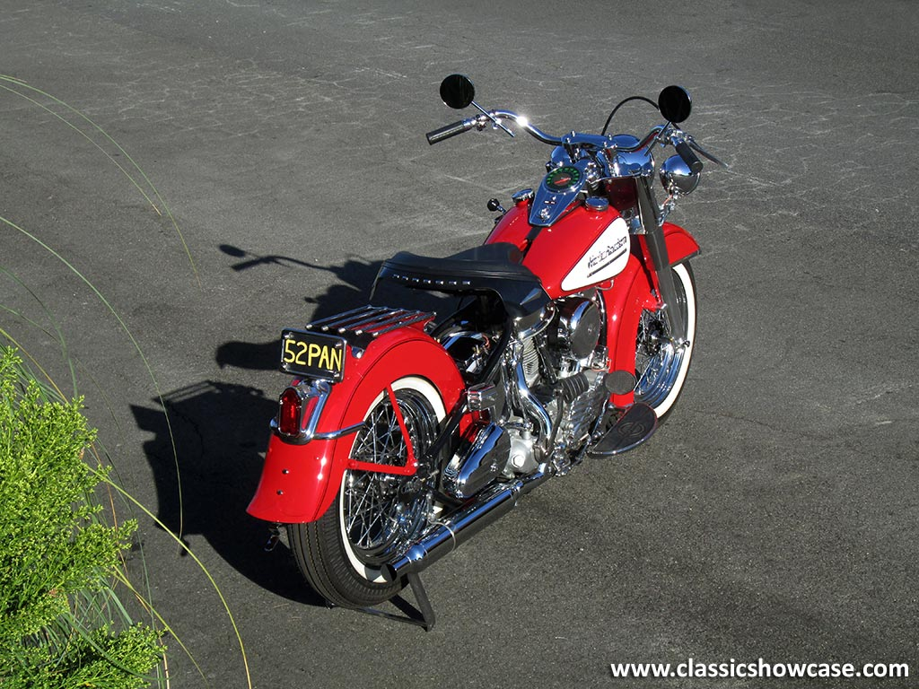 Harley Davidson Hydra Glide