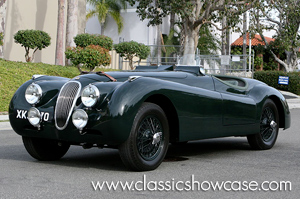 Captivating 1951 XK 120 U0027LT1u0027 3.4 OTS