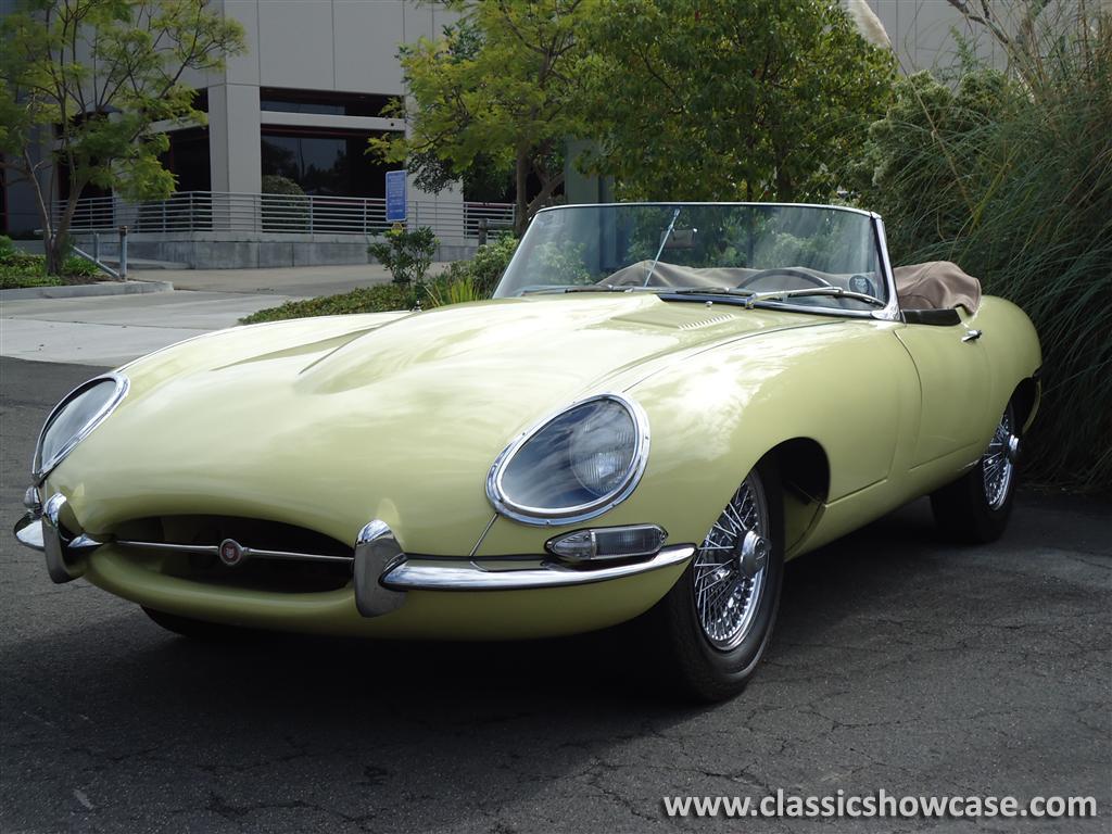 1964 Jaguar E Type By Classic Showcase