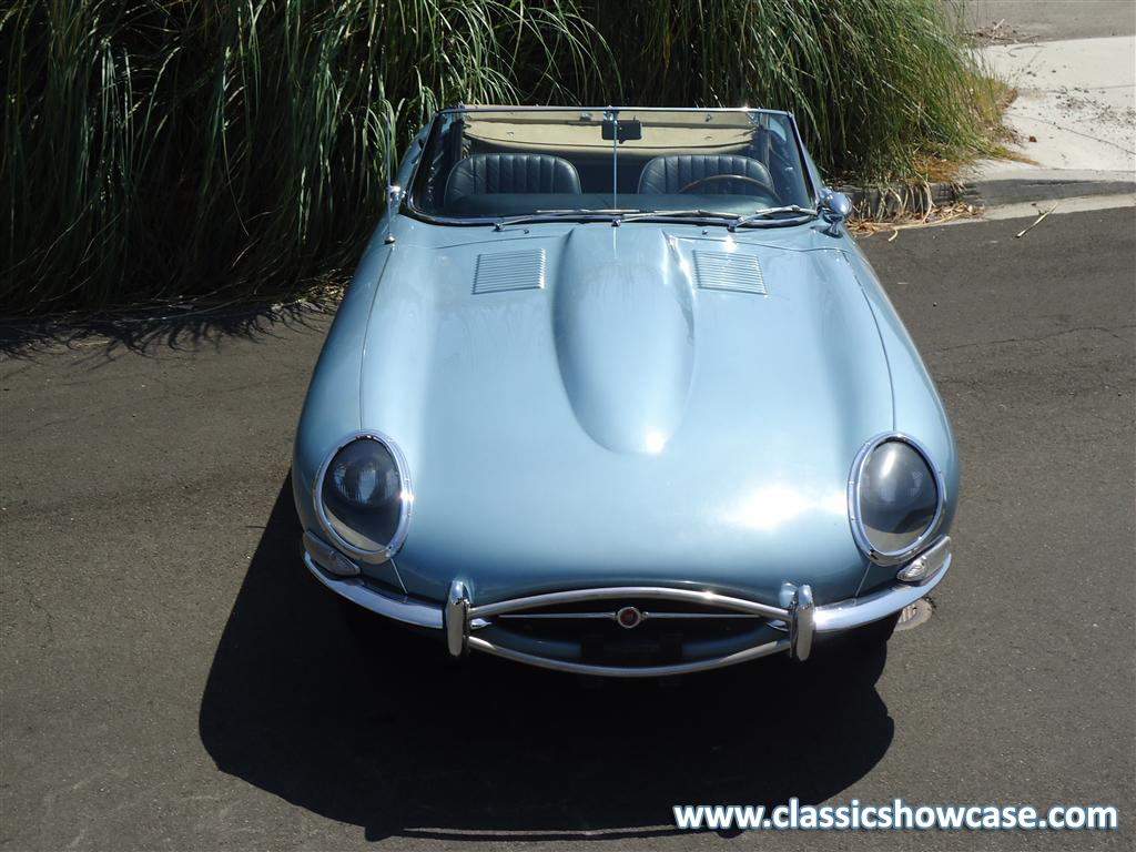 J65 658 on 1965 jaguar xke
