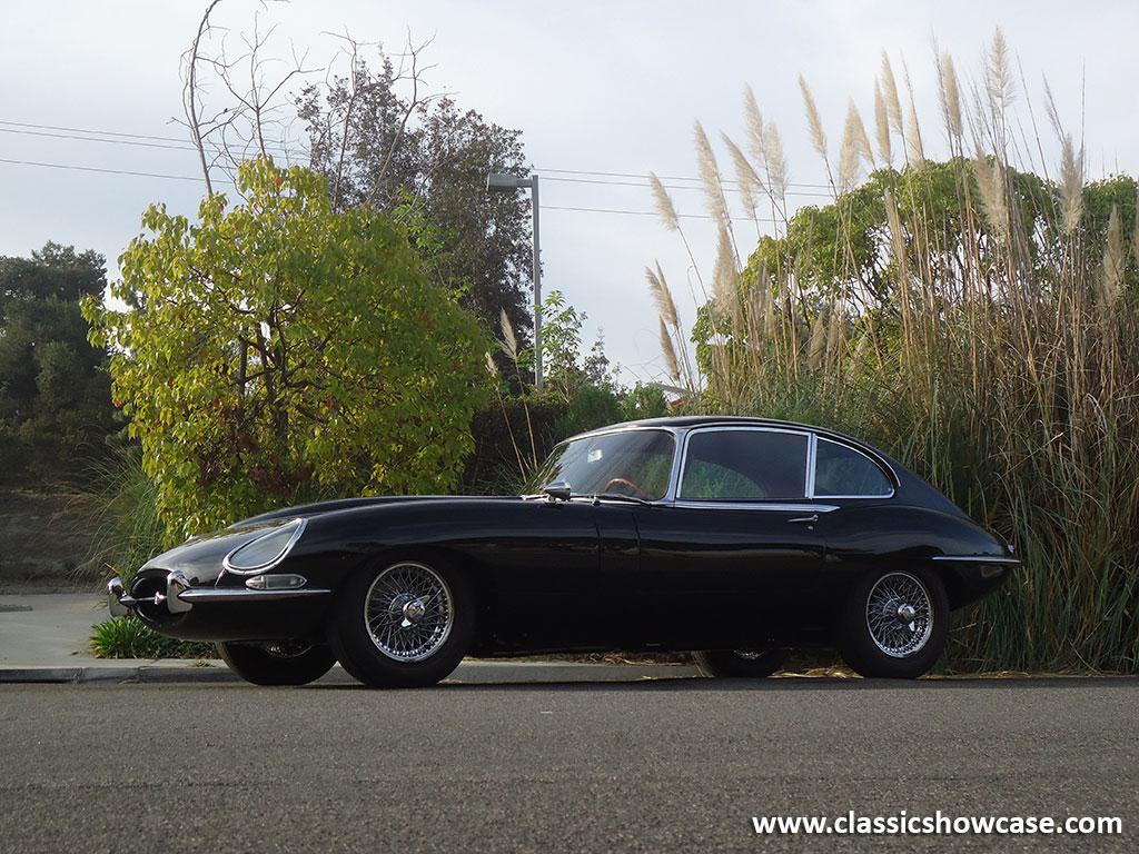 1966 Jaguar Xke Series 1 2 2 4 2 By Classic Showcase