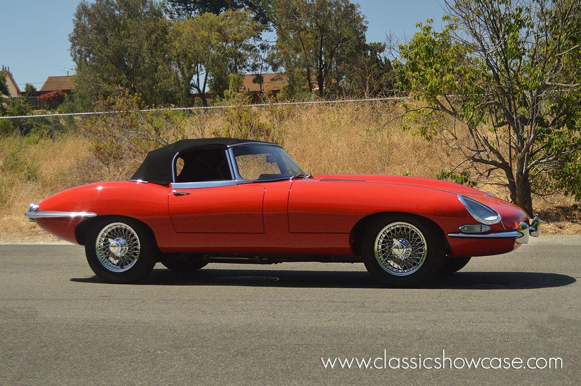1966 Jaguar Xke Series I 4 2 Ots By Classic Showcase