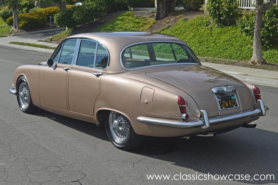 1967 Jaguar S Type 3 8 Sedan By Classic Showcase