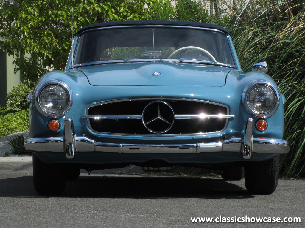 1960 Mercedes-Benz 190SL Roadster by Classic Showcase
