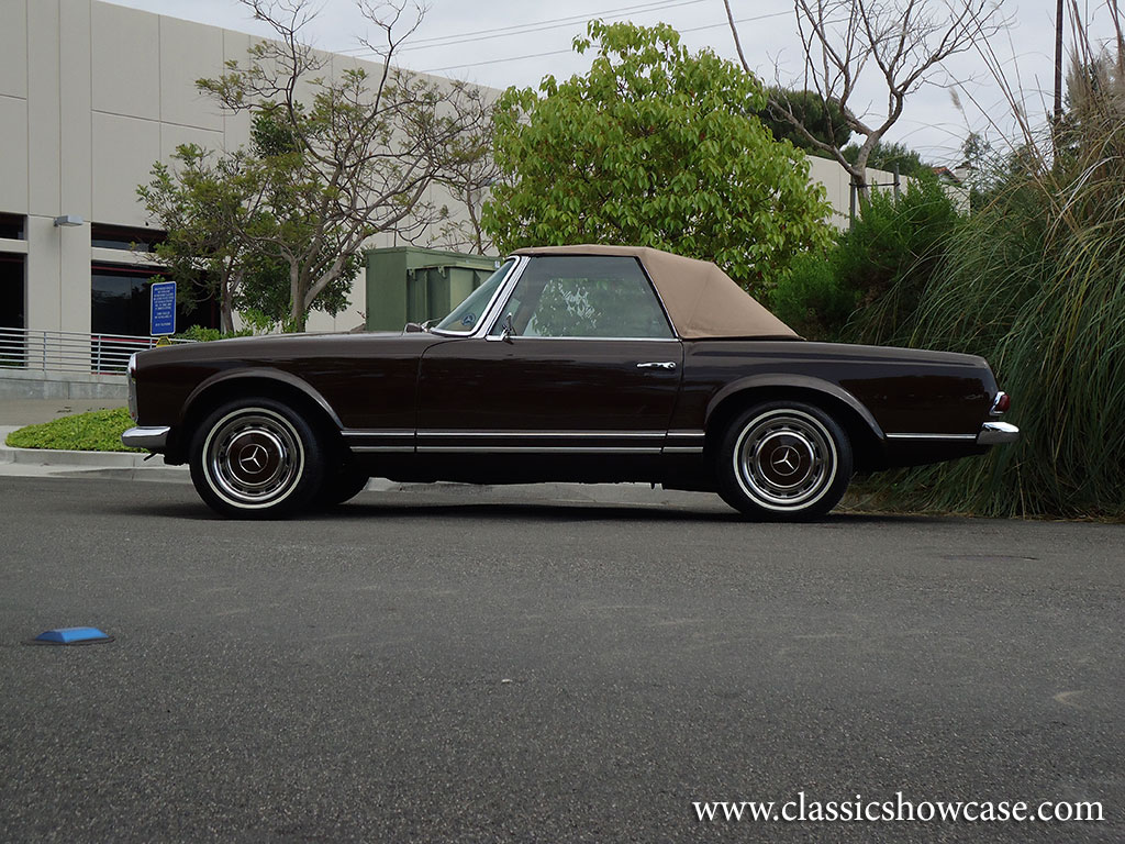 1960 Mercedes-Benz 280SL Roadster by Classic Showcase