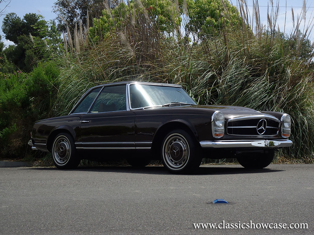 1960 Mercedes Benz 280sl Roadster By Classic Showcase