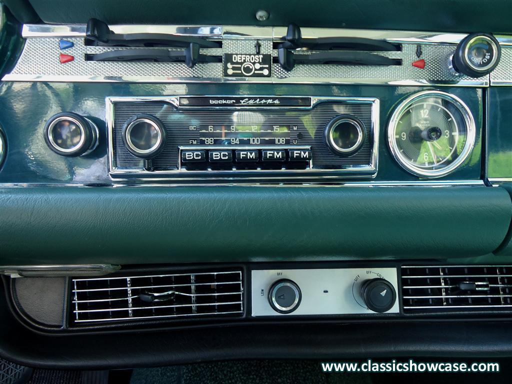 1971 Mercedes Benz 280sl By Classic Showcase