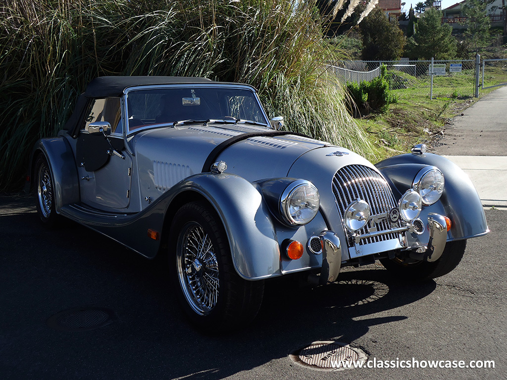 2003 Morgan Plus 8 40 OTS by Classic Showcase