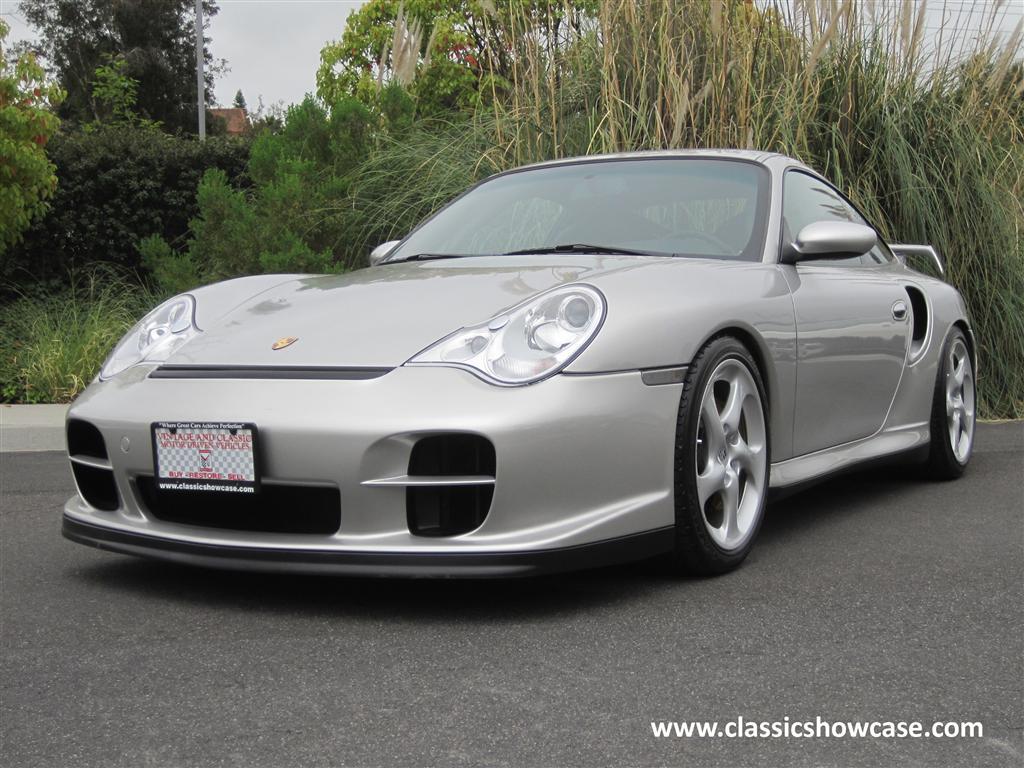2001 Porsche 911 996 Silver Club Sport 6 Gt2 By Classic