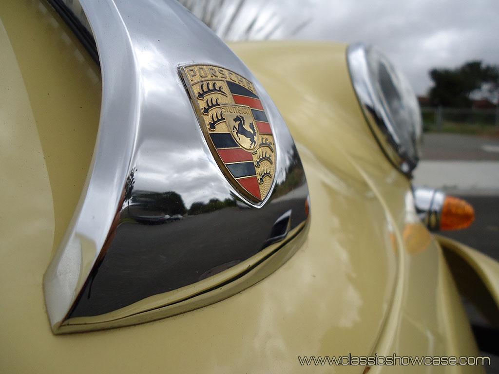 1964 Porsche 356 Sc Sunroof Coupe By Classic Showcase
