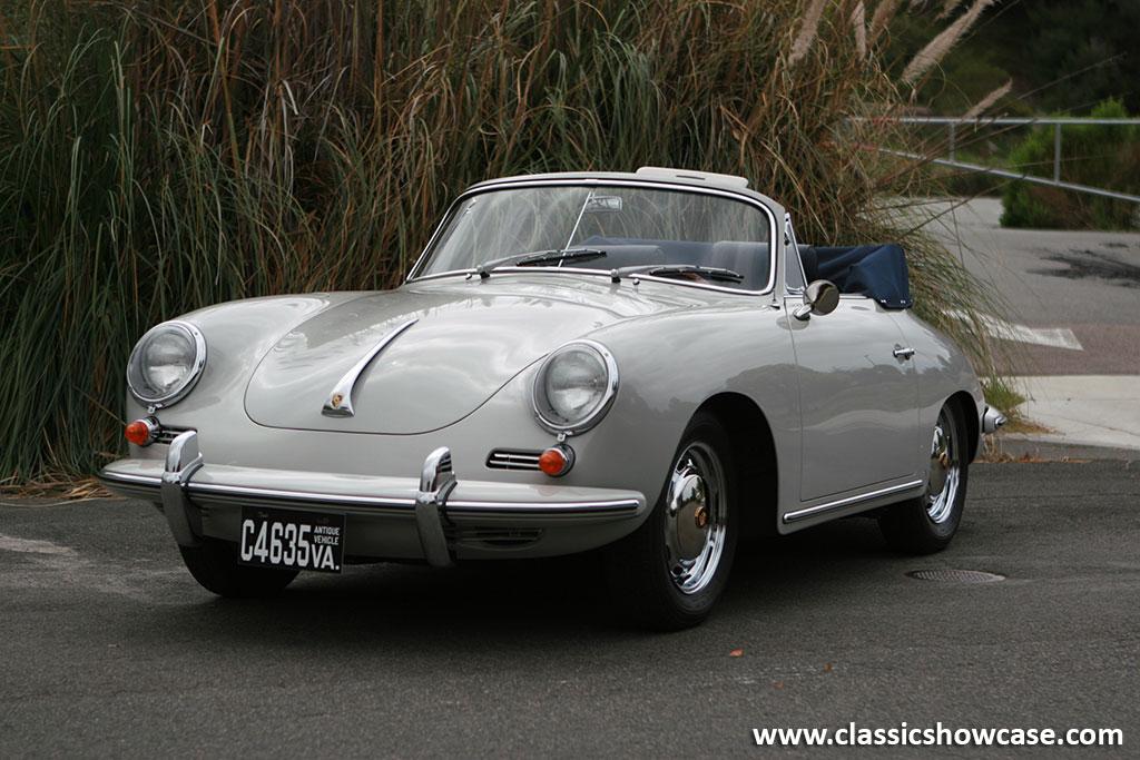 1965 Porsche 356 C Cabriolet By Classic Showcase