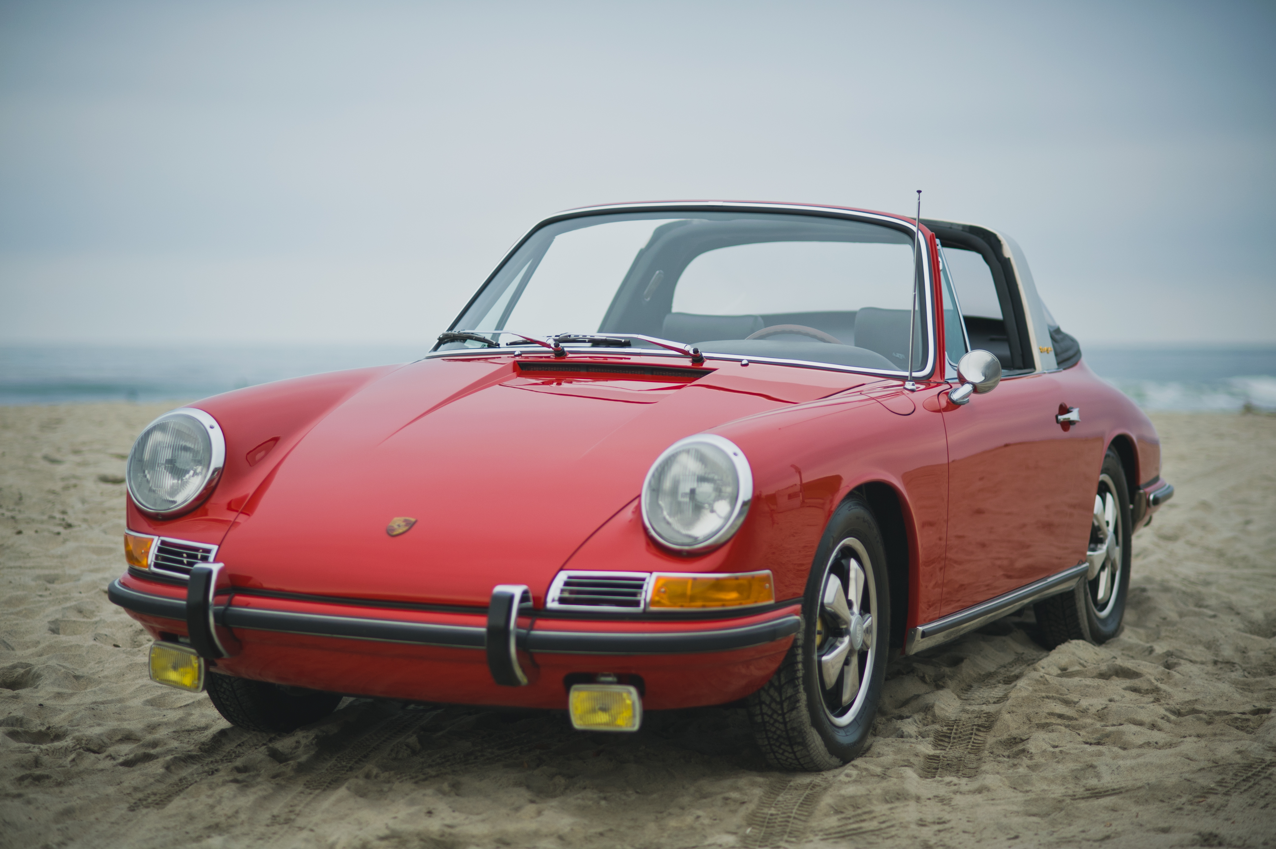 1967 porsche 911s soft window targa by classic showcase. Black Bedroom Furniture Sets. Home Design Ideas