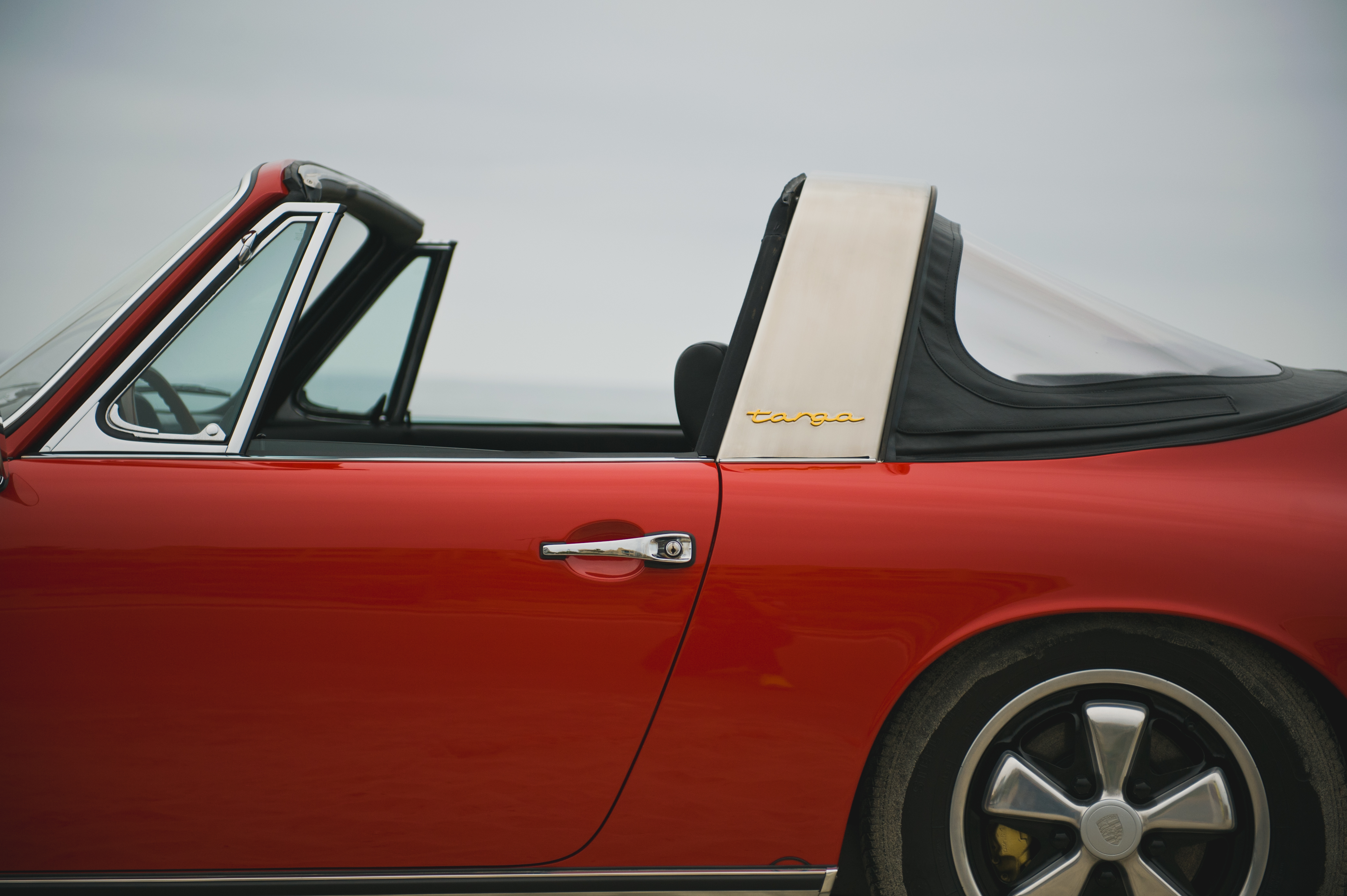 1967 Porsche 911s Soft Window Targa By Classic Showcase