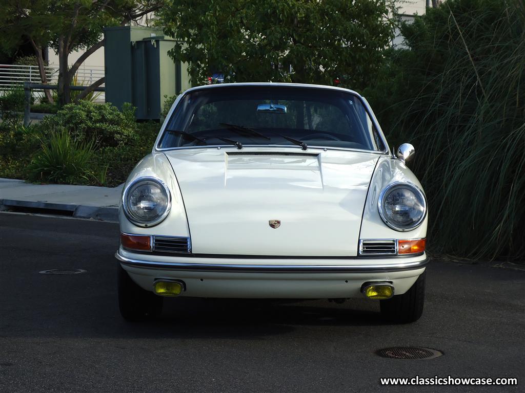 1967 Porsche 911 Targa By Classic Showcase