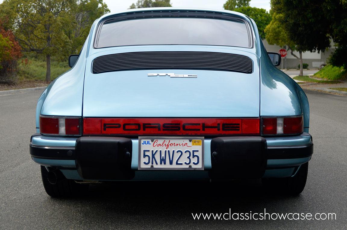 Porsche 911 Sc >> 1980 Porsche 911 SC Coupe by Classic Showcase