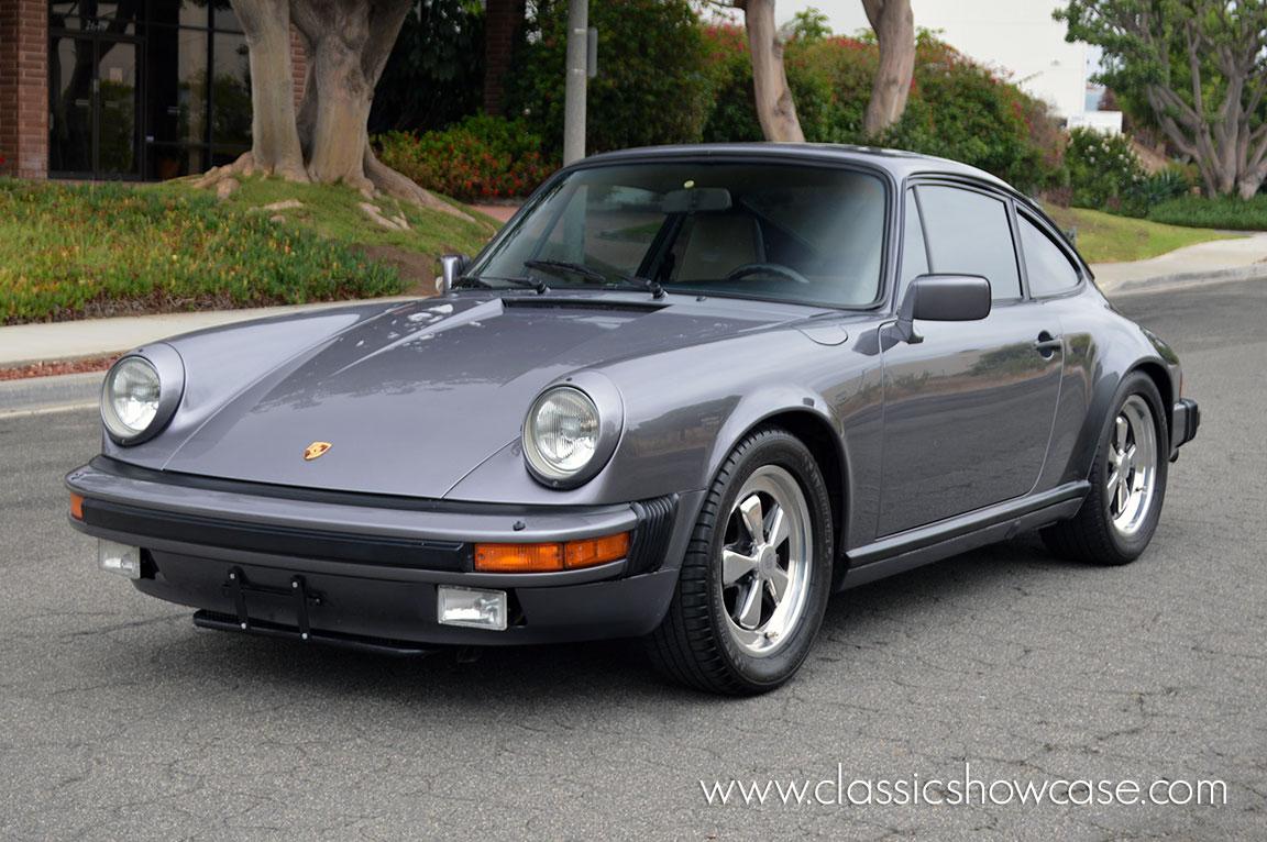 1986 Porsche 911 Carrera Coupe By Classic Showcase