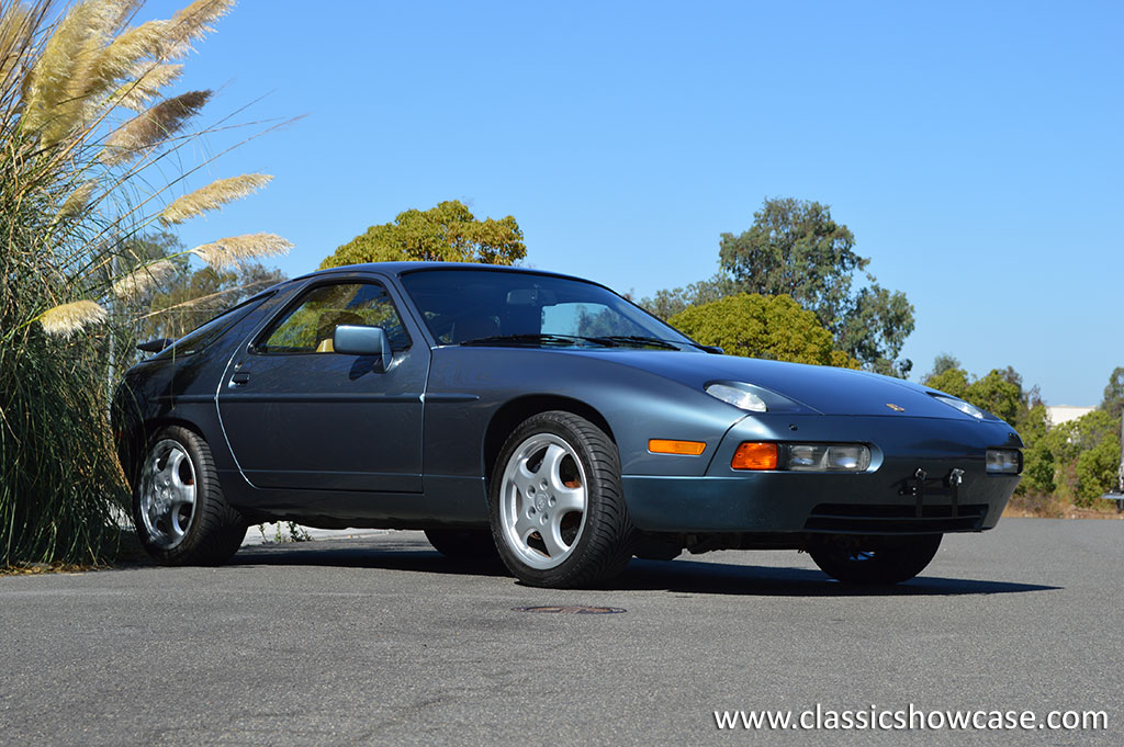 1988 Porsche 928 S4 Coupe By Classic Showcase