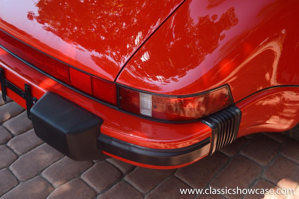 1989 Porsche 911 Carrera Speedster By Classic Showcase