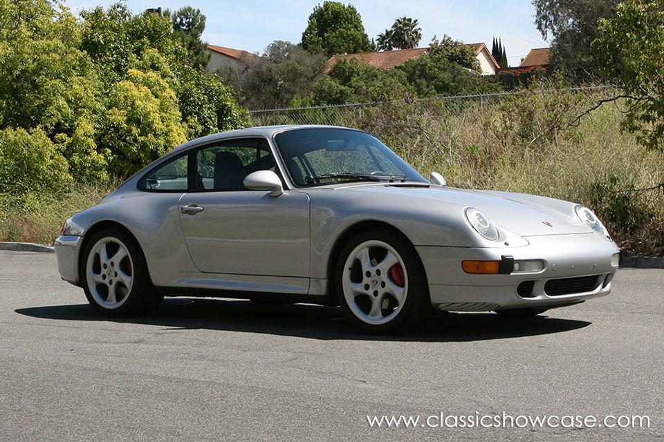 1997 Porsche 911 C4s Coupe By Classic Showcase