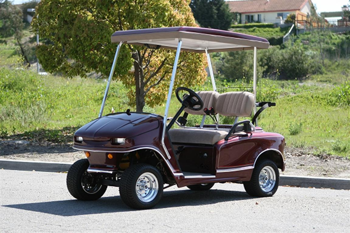 2004 western 100 lst golf cart by classic showcase