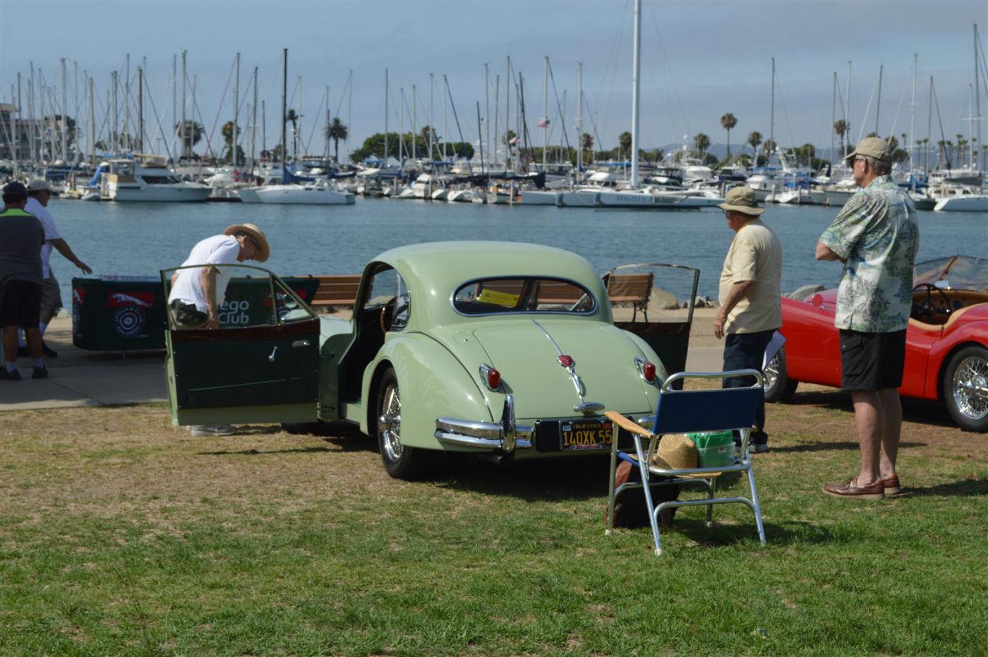 San Diego Concours Classic Showcase Fall Newsletter - San diego classic car show 2018